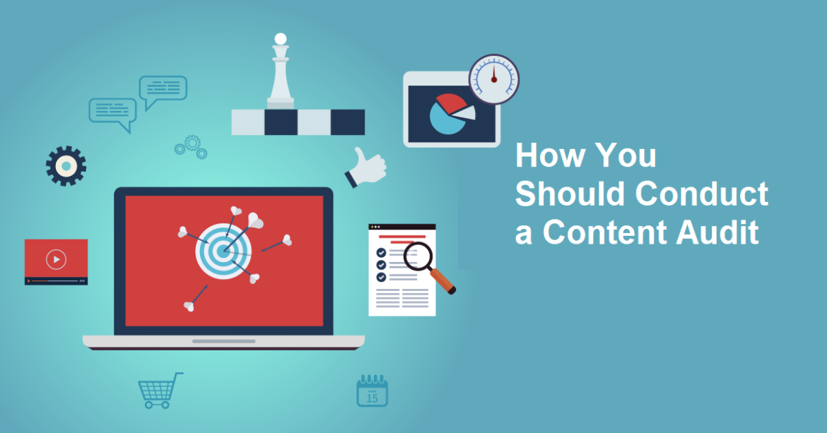How You Should Conduct a Content Audit to Gain More Search Traffic?