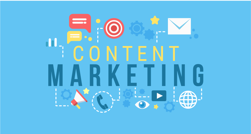 The Difference Between Content To A Blog And Content Marketing