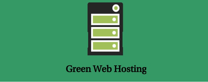 Green Hosting: A Nature Friendly Way to Host