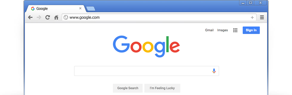 New Changes Google Homepage
