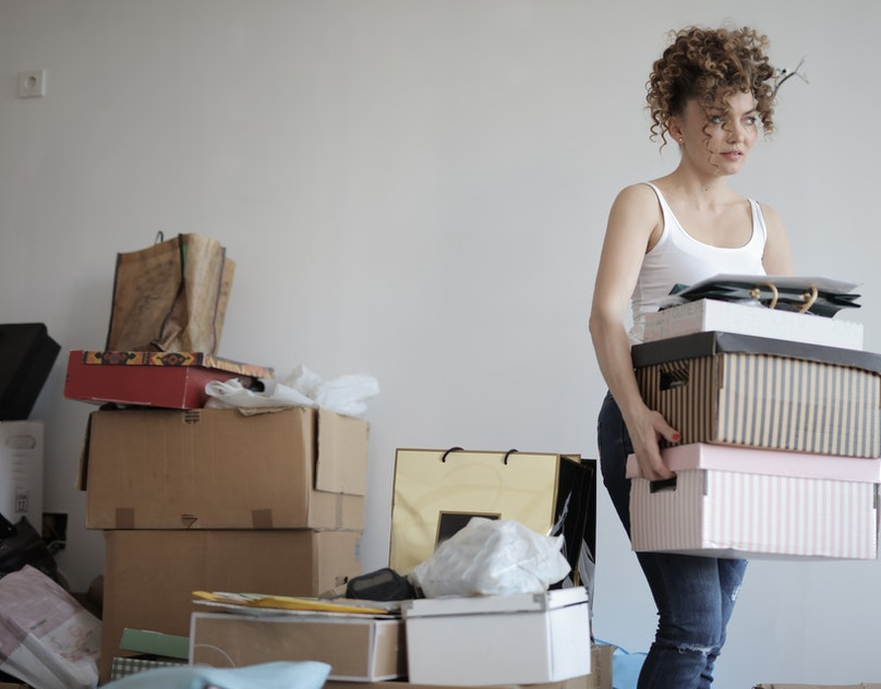 HOW TO PACK YOUR HOME?